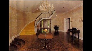 ABANDONED Millionaire Criminals Mansion. With secret underground tunnel.