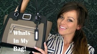 What's In My Bag! Thumbnail