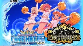 Friday Night Fisticuffs - Arcana Heart Love MAX!!!
