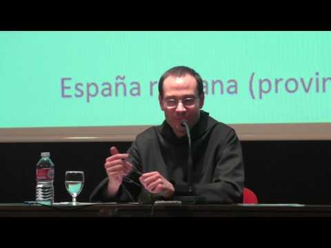 """Conferencia del P. Santiago Cantera: """"Hispania-Spania: los orígenes históricos de España"""""""