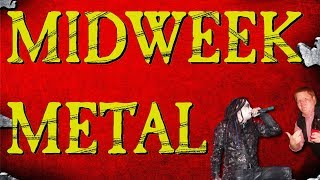 Midweek Metal Episode 150 - Emmure, Dani Filth & Gingers