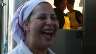 Un habitant d'une favela: