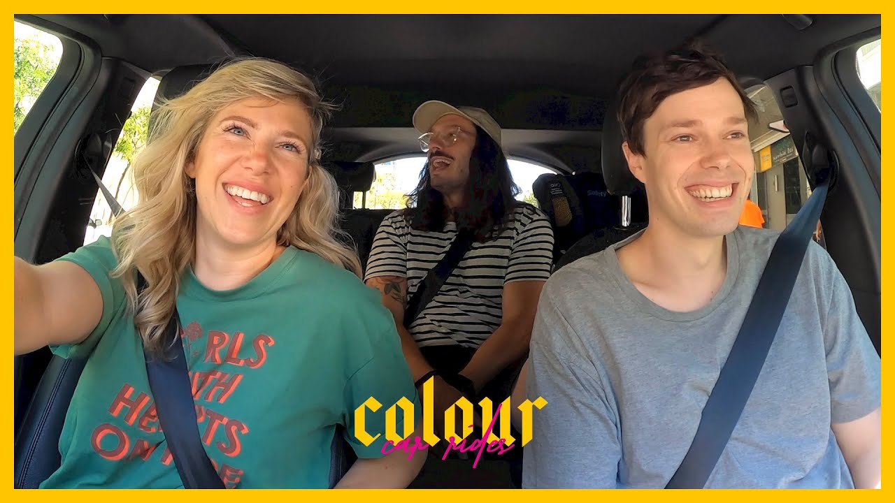JD & Tyler Douglass | Colour Car Rides with Karalee | Colour Conference Online