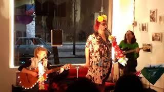 224208 - ANPLAG, Musica y Humor en MU -Invitada:  FLORENCIA ALBARRACIN 21-7-2018