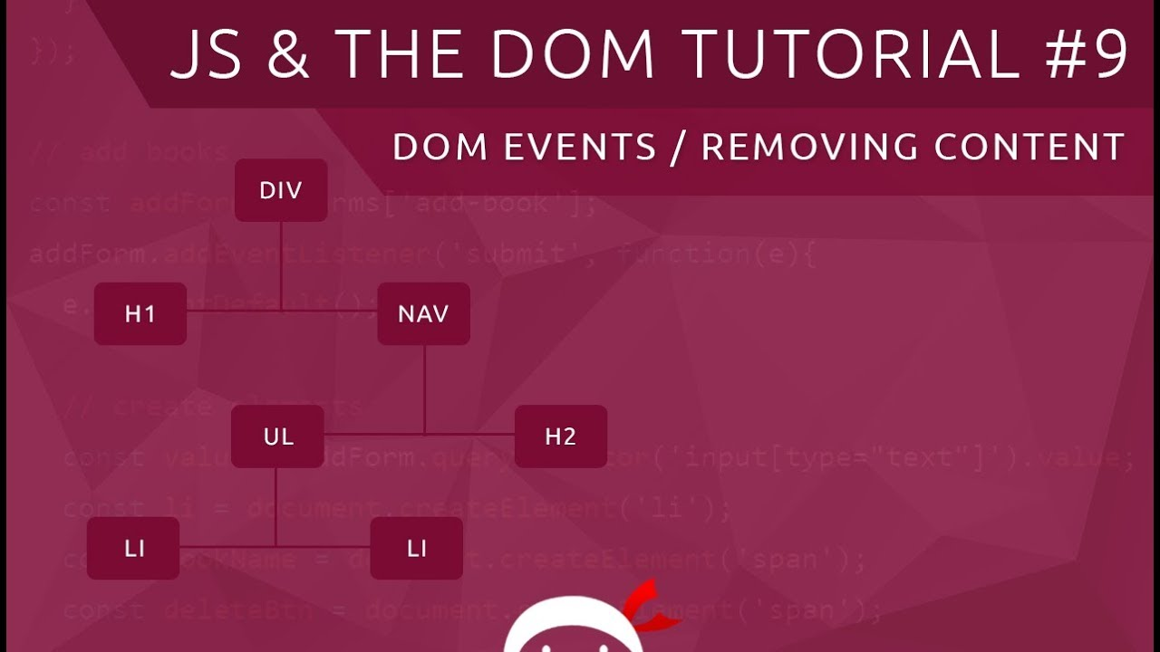 Javascript & dom part 1 javascript tutorial for beginners with exa….