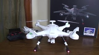 Lian Sheng - LS-128 Sky Hunter - Review and Flight