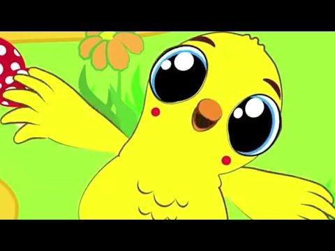 O Pintinho Piu + outras 10 musicas infantis com letra karaokê - 23 minutos