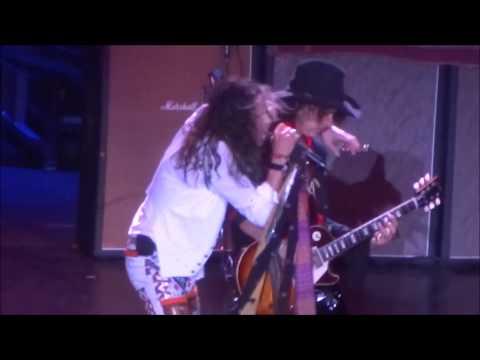 Aerosmith - Kings and Queens - Atlanta - Aug 28th 2014