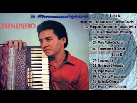 Juninho - O Chamamezeiro   (1982) Lp Completo