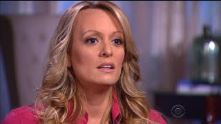 Stormy Daniels Says She Was Threatened to Keep Quiet About Alleged Trump Affair