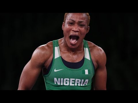 Tokyo 2020: high expectation in Team Nigeria's camp as Oborodudu Golfs for wrestling gold.