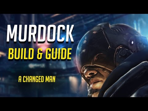 Paragon Murdock Build & Guide - A CHANGED MAN!