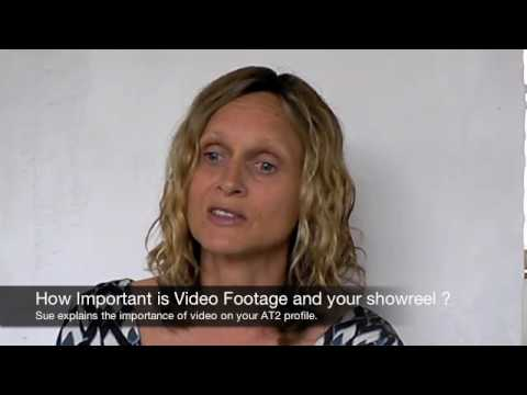 Sue Barnett- Agent- Talks about the Importance Of Video for Artists