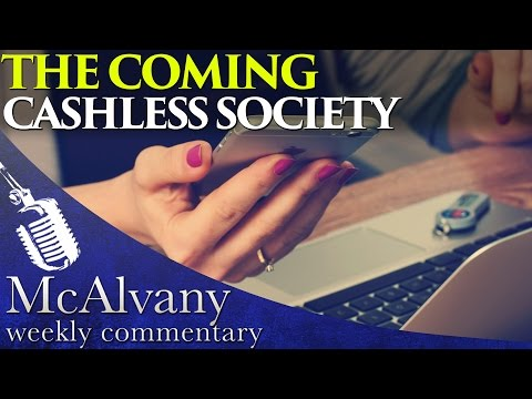 Seal the Exits!: The Coming Cashless Society | MWC 2016