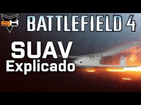 BF4: SUAV ¿Cómo conseguirlo y cómo funciona? - Guía UCAV PizzaHead Battlefield 4 Español