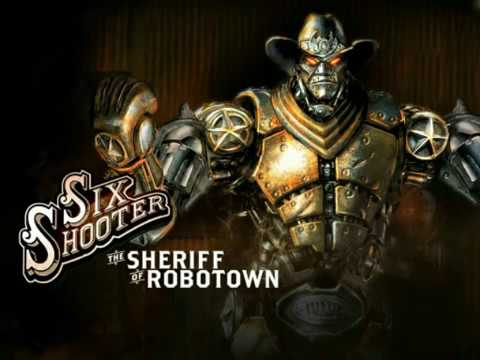 Give It A Go   Real Steel All Robots