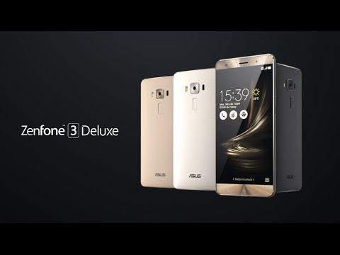 All Metal. Pure Beauty - ZenFone 3 Deluxe | ASUS