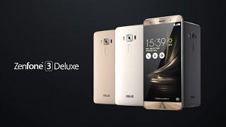 All Metal Pure Beauty - ZenFone 3 Deluxe  ASUS