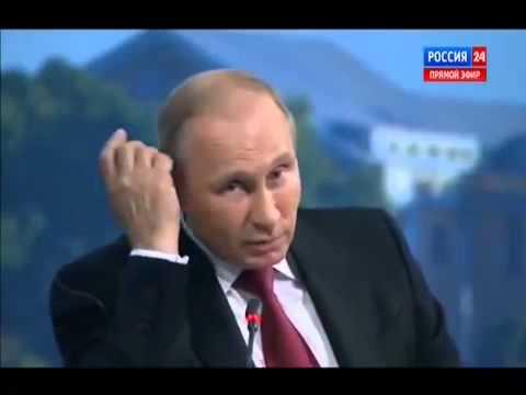 Путин об Украине