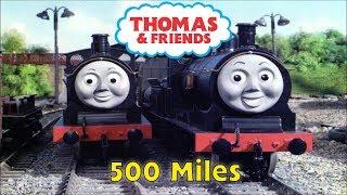 Gambar cover 500 Miles- Thomas & Friends Music Video