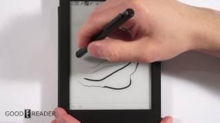 Good e-Reader 6.8 Review - Now Available on Kickstarter