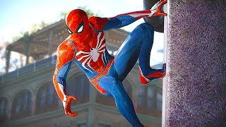 Spider-Man (PS4) - 9 Minutes of Gameplay Demo (2018)