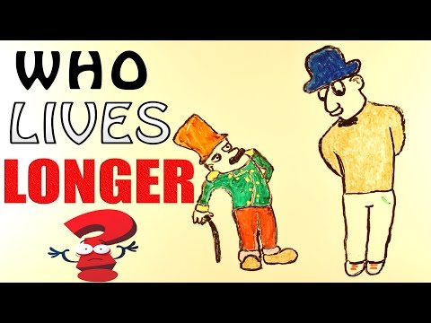 Download Youtube: Short People VS Tall People. Who Lives Longer?