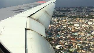 [ハードな着陸] JAL121便 B777-200 (JA007D) 着陸(Landing) 伊丹空港 thumbnail
