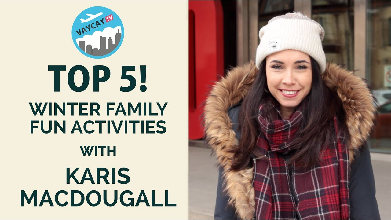 Top 5 winter family fun activities in toronto local for Top 5 things to do in new york