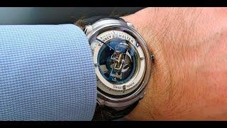 Un repaso en vídeo del reloj inspirado en la serie de Star Trek, co...