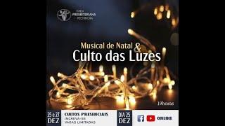 Musical de Natal 2020