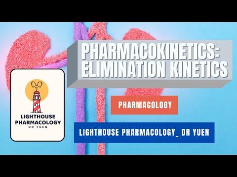 Elimination kinetics & compartment models (PK)