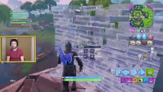 Fortnite season 8 xbox live stream duos with hacks not skills