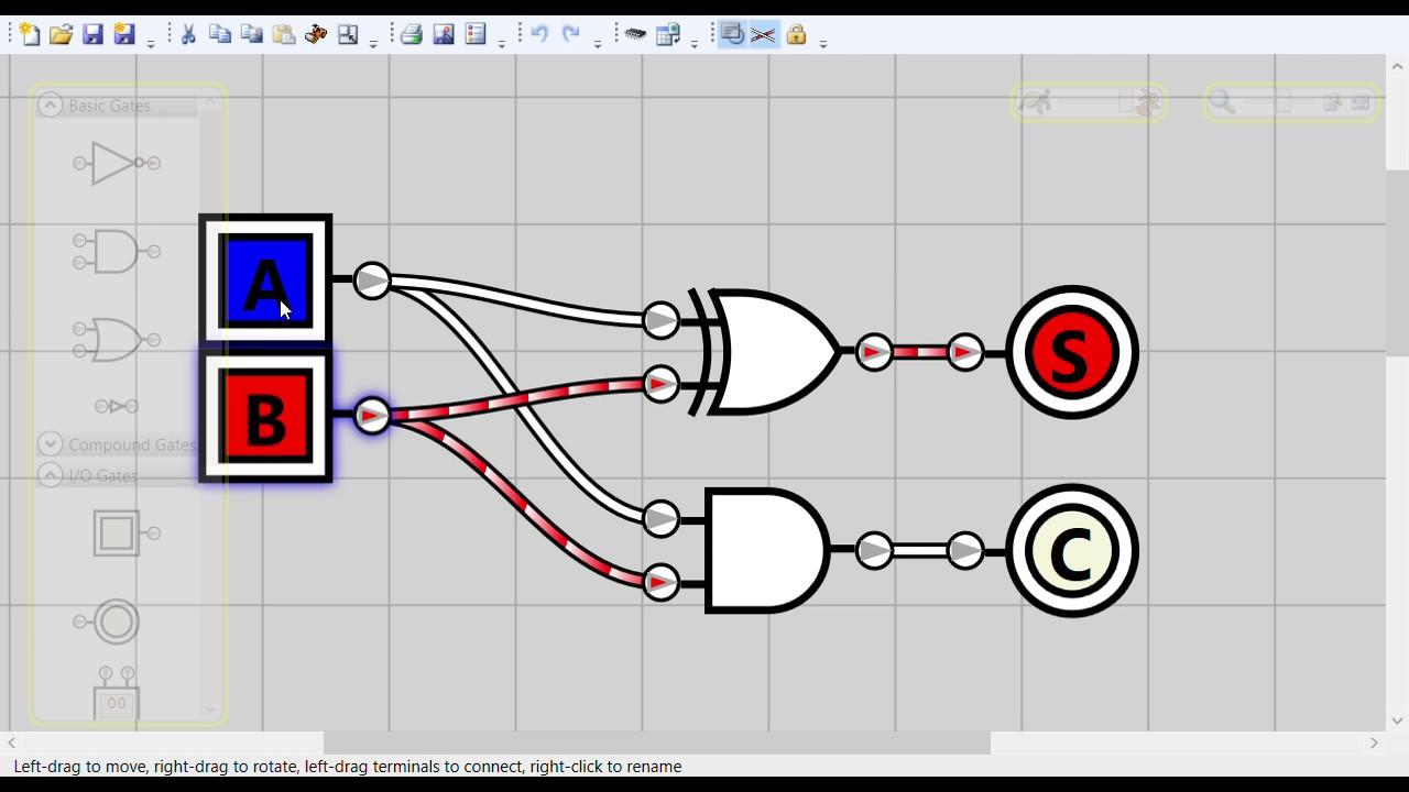 like logic gate simulator manual guide wiring diagram