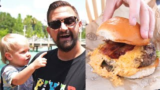 Living Our Dream On Our Disney Springs Date Day! | Shopping, Lunch At D-Luxe Burger & New Merch!