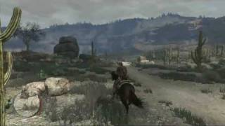 Red Dead Redemption - Hidden Treasure #1 - (Frontiersman)