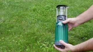 Газовый лампа-фонарь туристическая Kovea TKL-929 Portable Gas Lantern(, 2013-10-11T09:14:18.000Z)