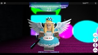 Roblox- Dance Your Blox Off- Tea Party- Freestyle
