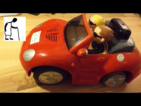 Charity Shop Gold or Garbage #4 - Remote controlled car (Infrared)