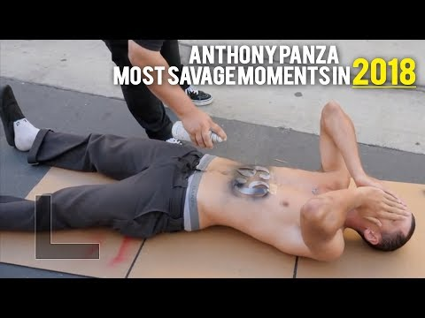 ANTHONY PANZA | MOST SAVAGE MOMENTS IN 2018