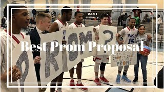 BEST PROM PROPOSAL 2018!