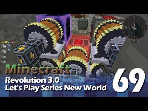 Minecraft: Revolution 3 New World - Superconductors