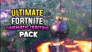 ULTIMATE FORTNITE CINEMATIC/EDITING PACK