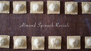 パーティーにもオススメ! ナッツとハーブでリッチな味わい。優しく包んで作る可愛い『ラビオリ』| Veggie Dishes by Peaceful Cuisine thumbnail