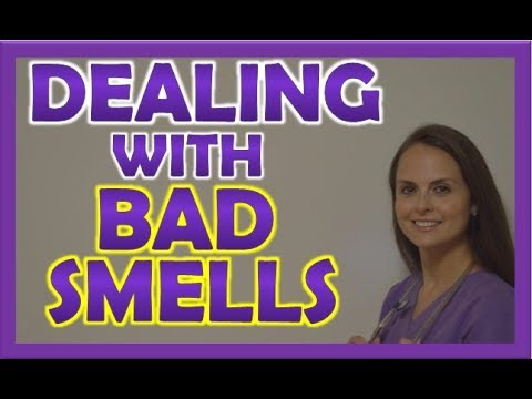 How to Deal with Bad Smells as a Nurse | New Nurse Tips