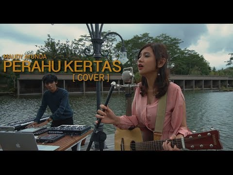 Maudy Ayunda - Perahu Kertas [ Cover ] by ALFFY REV ft ALZERA