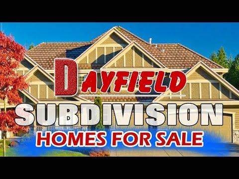 Dayfield Home For Sale Near Richard Ira Jones Middle School