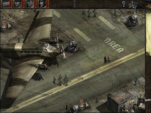 Commandos: Strike In Narrow Path - Mission 3: Broken Wings