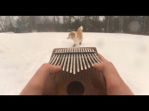 La Vie En Rose on a Kalimba