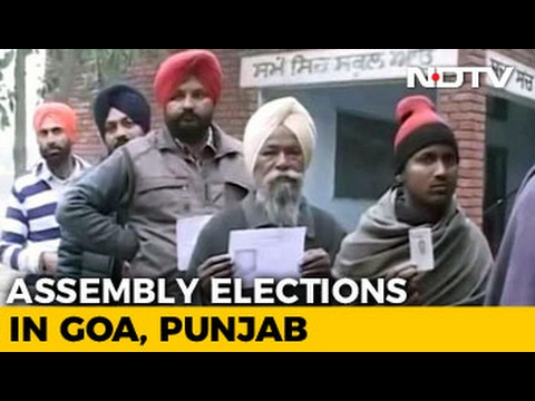 Punjab, Goa Voting Today In First Assembly Elections After Notes Ban